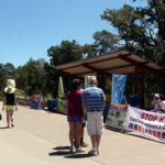 Falun Gong at Grand Canyon