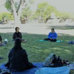 Falun Gong Meditation at Himmel Park Tucson, Arizona