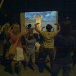 FalunGongIntro_FirstFridayArtWalk_2007-9-10-hold-the-wheel
