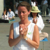 Practicing Falun Gong in France 2013