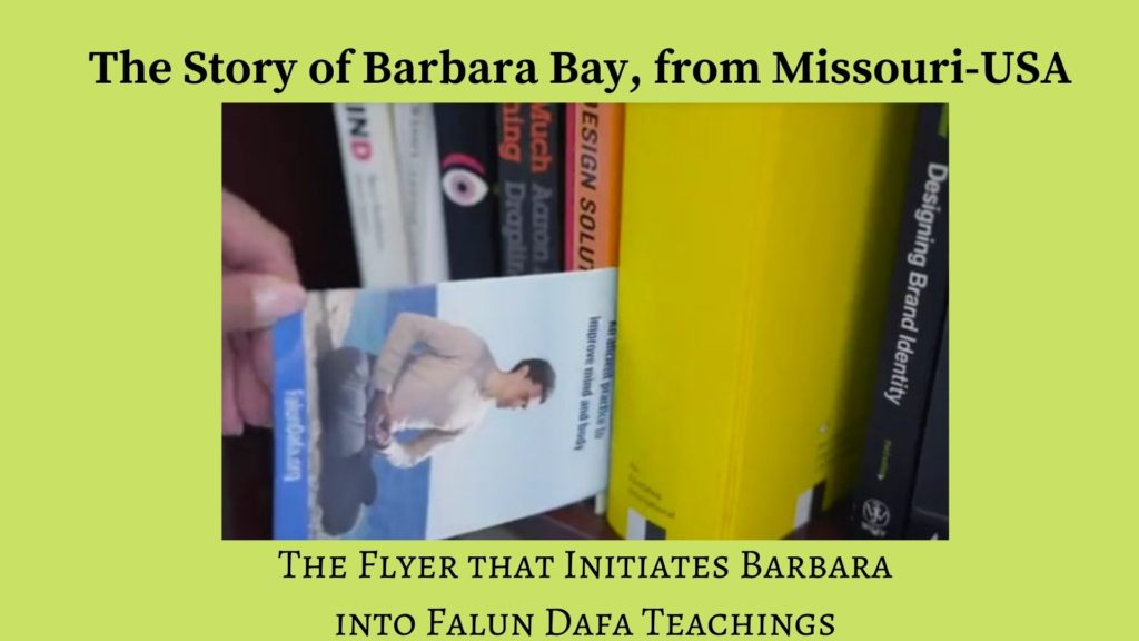 This image has an empty alt attribute; its file name is The-Flyer-that-Initiates-Barbara-into-Falun-Dafa-Teachings-1024x576.jpg